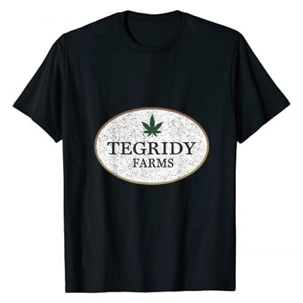 Tegridy Farms Tees Graphic Tshirt 1 Tegridy Farms 100 Percent Hemp Vintage T-Shirt