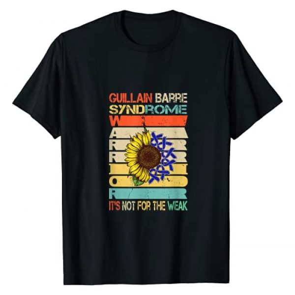 Guillain Barre Syndrome Graphic Tshirt 1 Its Not For The Weak Vintage T-Shirt T-Shirt