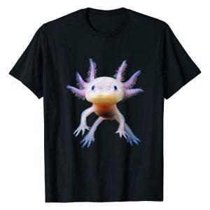Axolotl Gifts Men Women Kids Graphic Tshirt 1 Axolotl Mexican Walking Fish Cute Amphibian Axolotl T-Shirt