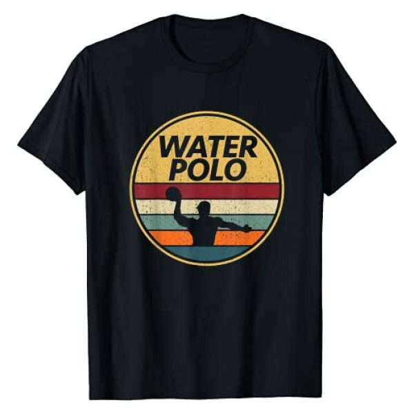 Vintage Water Polo Accessories & Gifts Graphic Tshirt 1 Retro Water Polo Gift - Vintage H2 Polo Waterpolo T-Shirt
