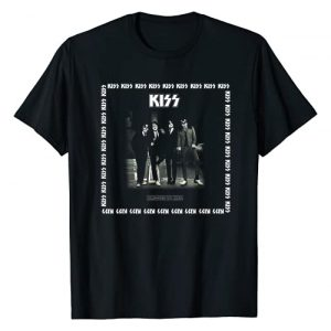 KISS Graphic Tshirt 1 1975 Dressed to Kill T-Shirt