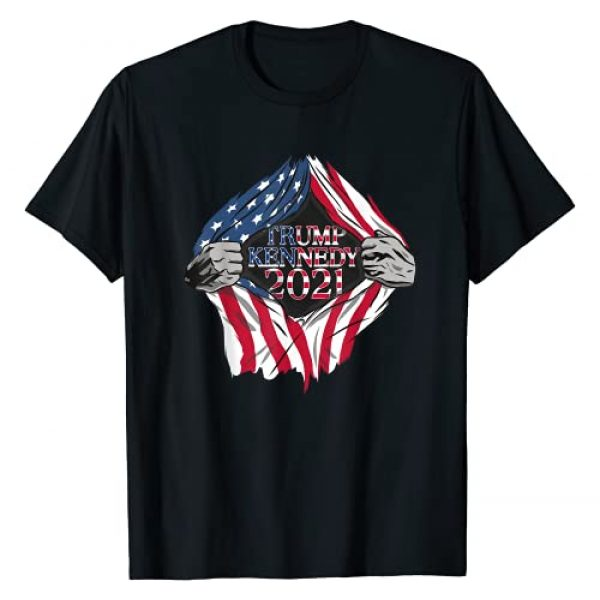 Pro Trump Kennedy 2021 gift idea Graphic Tshirt 1 Pro Trump Kennedy 2021, 2022 2023 2024 T-Shirt