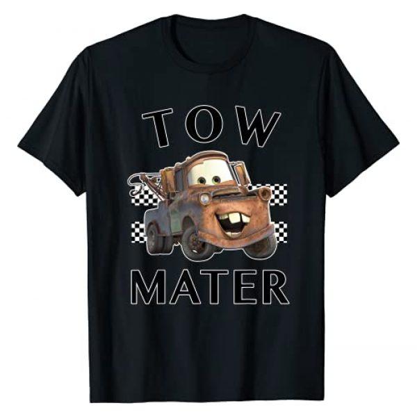 Disney Graphic Tshirt 1 Pixar Cars Tow Mater Finish Graphic T-Shirt T-Shirt