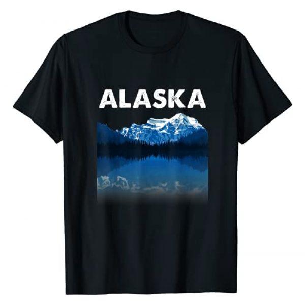 Alaska Shirts for Men and Women Graphic Tshirt 1 Alaska Alaskan Wilderness Gift T-Shirt