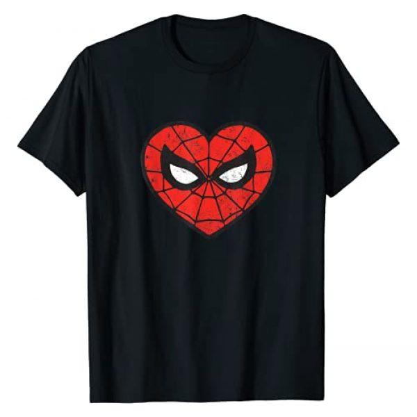 Marvel Graphic Tshirt 1 Spider-Man Heart T-Shirt