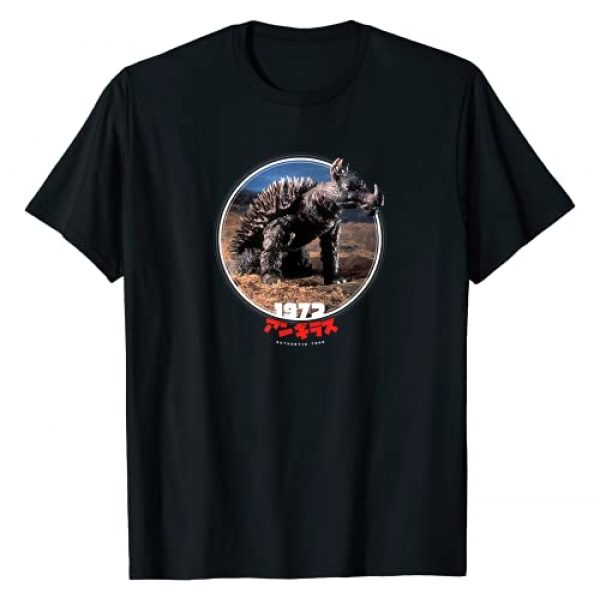 Godzilla Graphic Tshirt 1 Anguirus 1972 Icons of Toho T-Shirt