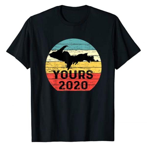 Yooper Gifts Graphic Tshirt 1 Upper Peninsula Michigan Gifts Yooper Shirt Up Yours 2020 T-Shirt