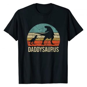 Cute Father Day Outfit For Men Women Dad husband Graphic Tshirt 1 Daddy Dinosaur Tee Funny Dad Daddysaurus kid 2020 Gift T-Shirt
