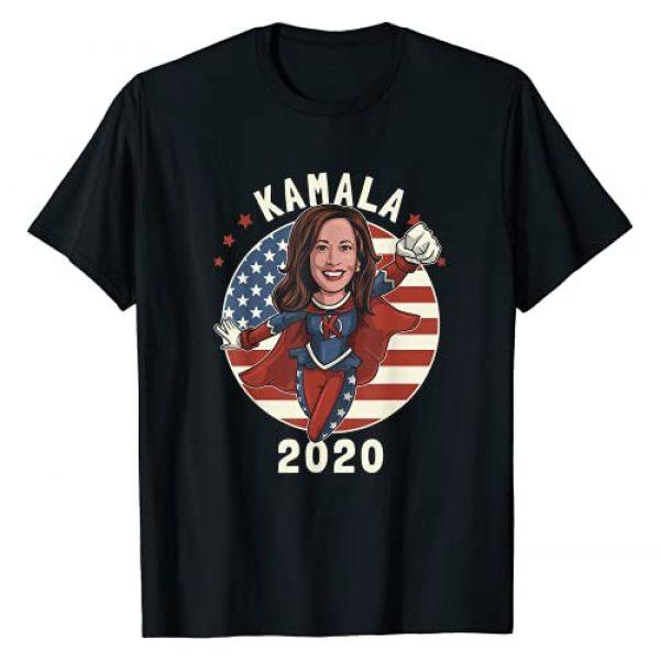 Kamala Harris 2020 Vice President Threads Graphic Tshirt 1 Kamala 2020 Superhero Vote Kamala Harris Joe Biden President T-Shirt