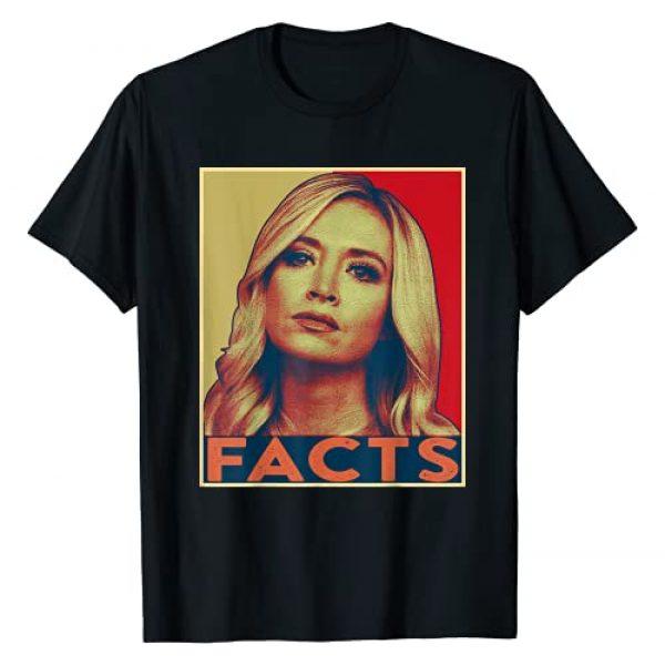 KeyleighMcEnany white house press secretary salary Graphic Tshirt 1 Womens Kayleigh McEnany White Secretary Kayleigh Facts T-Shirt