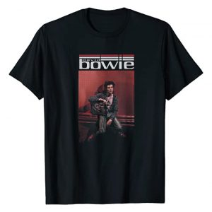 David Bowie Graphic Tshirt 1 Modern Love T-Shirt