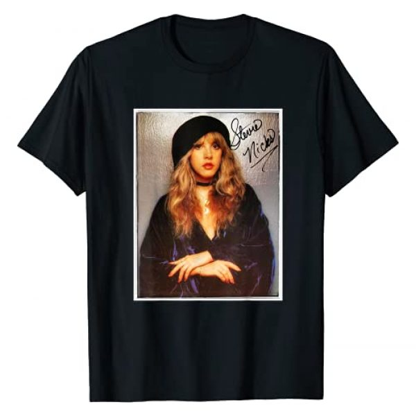 Tee Stevie Gift Graphic Tshirt 1 Vintage Stevie Tees Nicks Gift Christmas Rock on Fan Gift T-Shirt