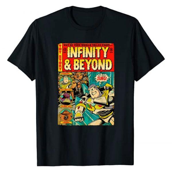 Disney Graphic Tshirt 1 Pixar Toy Story Buzz Lightyear Comic Retro T-Shirt T-Shirt