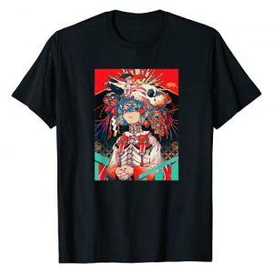 Aesthetic Anime Apparel Co. Graphic Tshirt 1 Japanese Anime Girl Aesthetic Pastel Retro Vaporwave Waifu T-Shirt