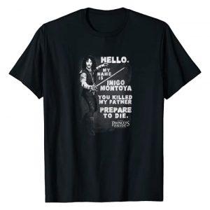 The Princess Bride Graphic Tshirt 1 Hello My Name is Inigo Montoya T-Shirt