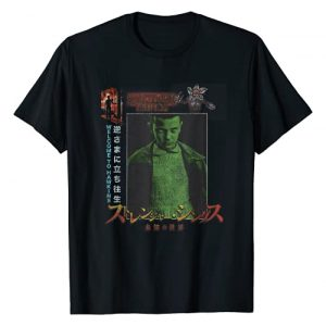 Stranger Things Graphic Tshirt 1 Day Eleven Japanese Portrait T-Shirt