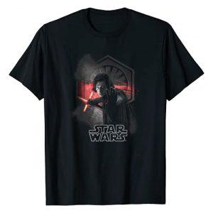 Star Wars Graphic Tshirt 1 Last Jedi Kylo Ren Won't Back Down Graphic T-Shirt T-Shirt