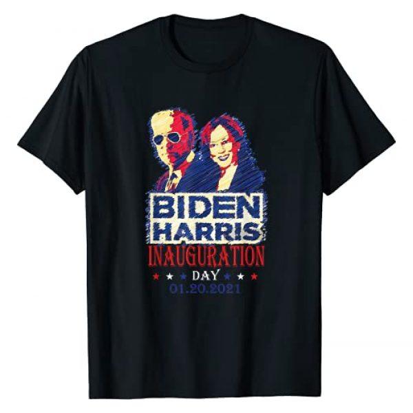 Biden Harris Inauguration Day 2021 Graphic Tshirt 1 President Biden Harris Inauguration Day 2021 T Shirt T-Shirt