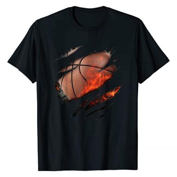 Basketball Designs, Basketballdesigns Graphic Tshirt 1 Basketball in me Design, Basketballdesign T-Shirt