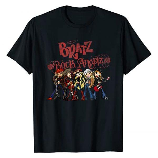Bratz Graphic Tshirt 1 Rock Angelz Group Shot T-Shirt