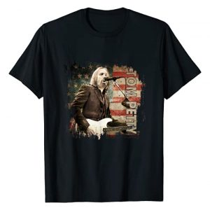 Graphic Tom Tee Petty Graphic Tshirt 1 Vintage Tom shirt Petty Country Music American USA Flag Gift T-Shirt