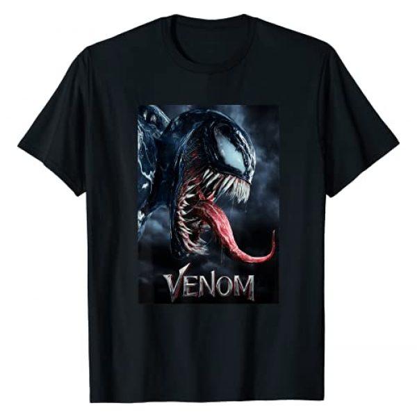 Marvel Graphic Tshirt 1 Venom Tongue Out Poster Graphic T-Shirt T-Shirt