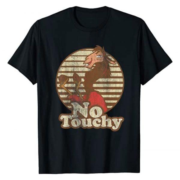 Disney Graphic Tshirt 1 Emperor's New Groove Kuzco Llama No Touchy T-Shirt T-Shirt