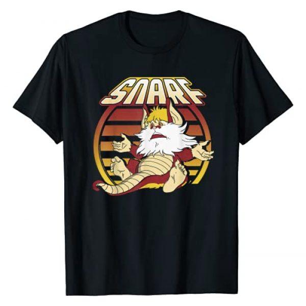 ThunderCats Graphic Tshirt 1 Snarf Retro Sunset Portrait T-Shirt