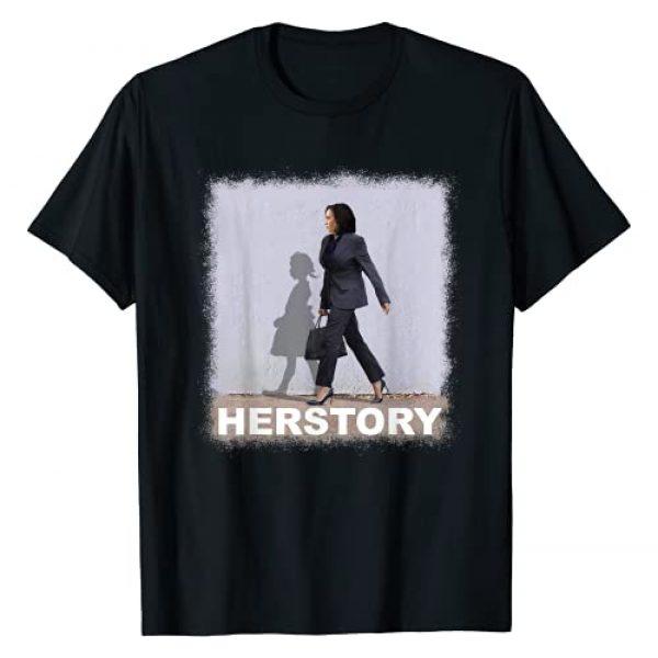 Historic Politics Brand Graphic Tshirt 1 Kamala Harris Madam Vice President T-Shirt