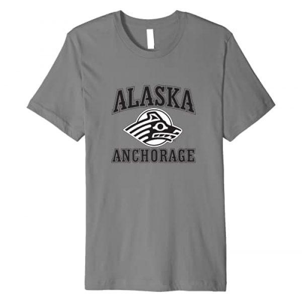 Venley Graphic Tshirt 1 University of Alaska Seawolves NCAA T-Shirt PPUAA01
