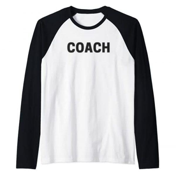 COACH Graphic Tshirt 1 Raglan Baseball Tee