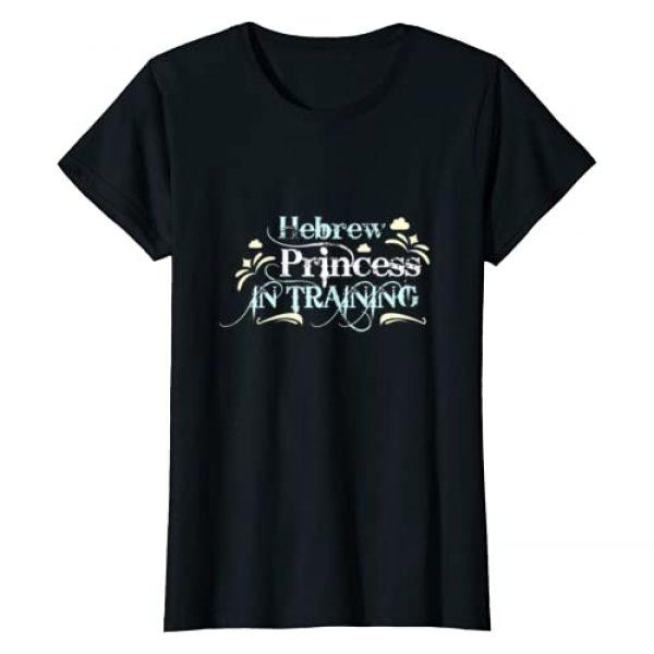 Hebrew Israelite Gift Graphic Tshirt 1 Hebrew Israelite Princess in Training Kids Torah Bible Gift T-Shirt