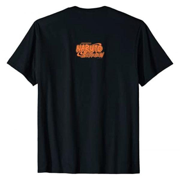 Naruto Graphic Tshirt 2 Shippuden Cast Group T-Shirt