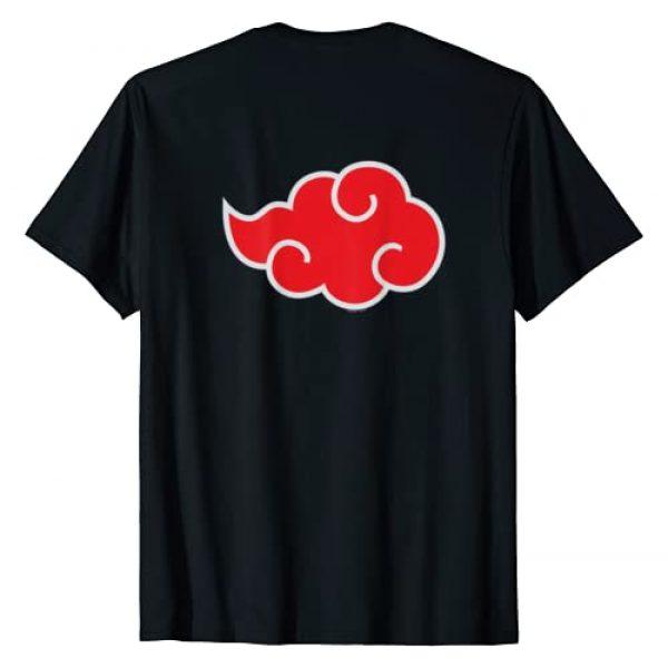 Naruto Graphic Tshirt 2 Shippuden Anti Leaf Cloud T-Shirt