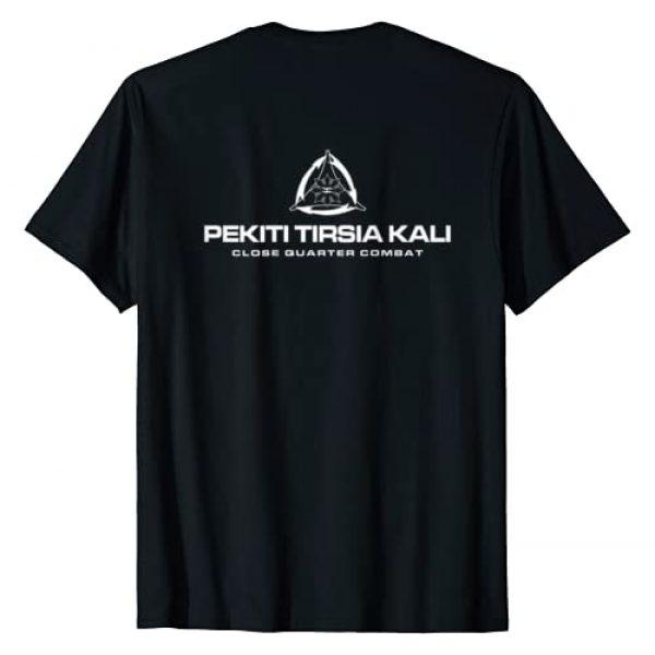 mechaproject Graphic Tshirt 2 Silat Eskrima Pekiti Tirsia Kali Filipino T-shirt