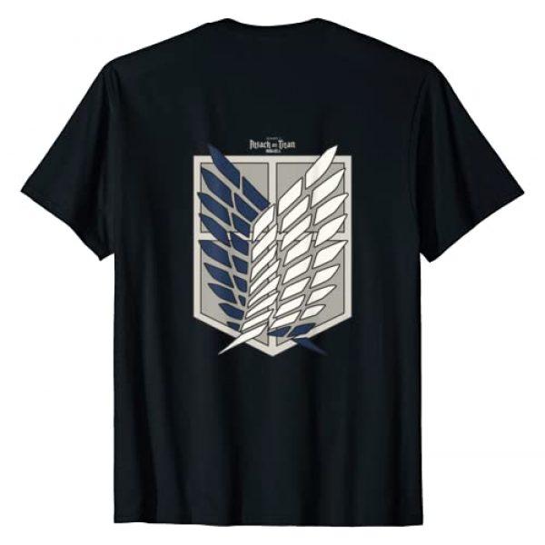 Attack on Titan Season 3 Graphic Tshirt 2 Scout Regiment T-Shirt