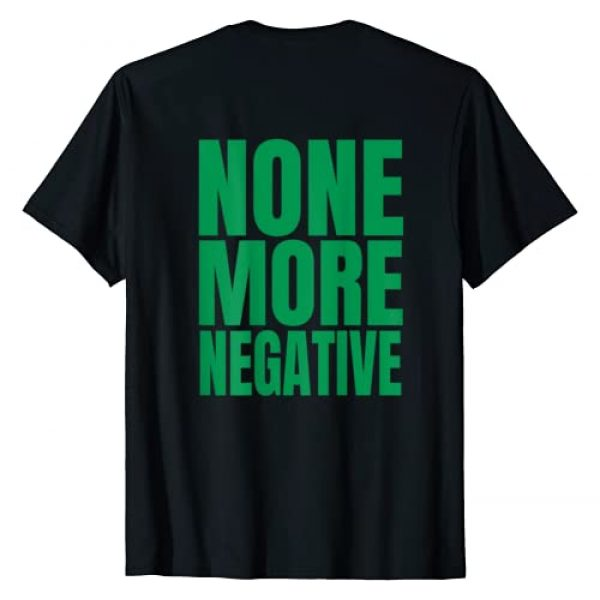 Type O Negative T-Shirt Graphic Tshirt 2 None More Negative