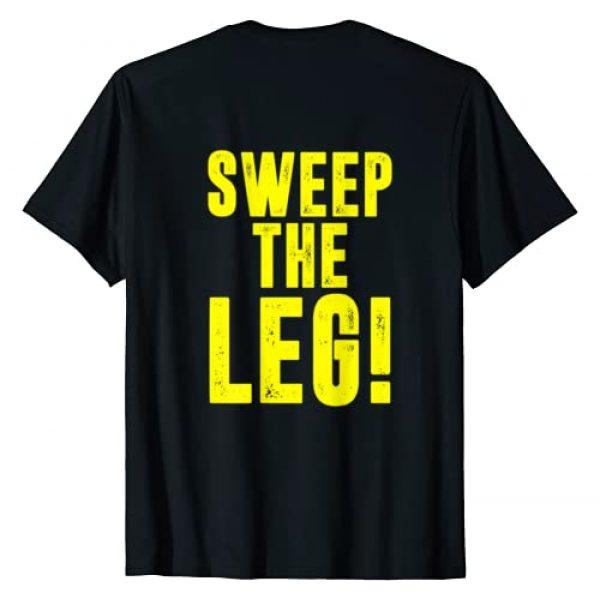 Cobra Kai Graphic Tshirt 2 Sweep the Leg T-Shirt