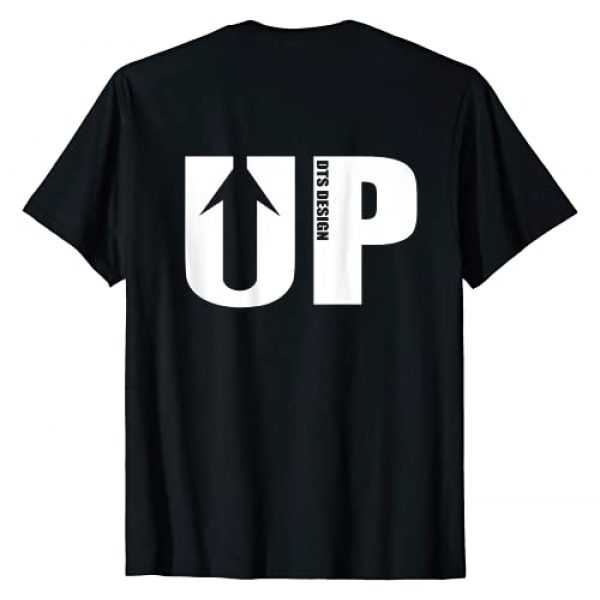 DTS Design Graphic Tshirt 2 Keep Your Chin Up - Positive Message T-Shirt