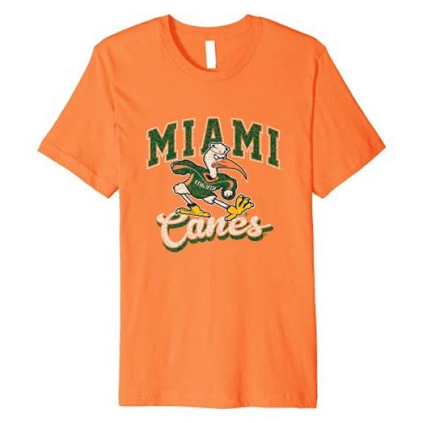 Venley Graphic Tshirt 1 Miami Hurricanes Canes NCAA T-Shirt uofm1012