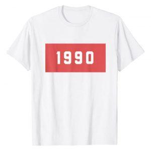 1990 FASHION GIFT T-SHIRT Graphic Tshirt 1 1990 t-shirt