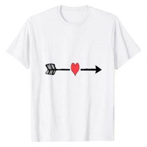 Hugo Boss Graphic Tshirt 1 Love Arrow T-Shirt