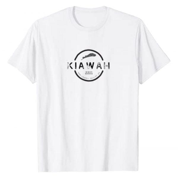 Kiawah South Carolina Travel TShirt Graphic Tshirt 1 Kiawah Island South Carolina T Shirt