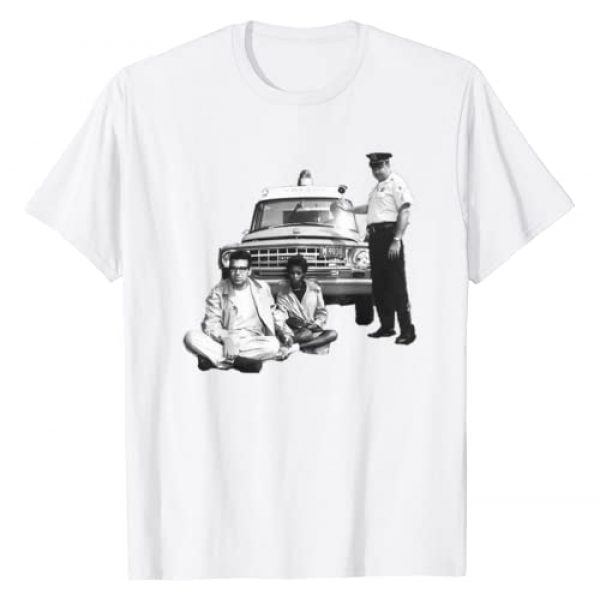 Bernie 2020 Graphic Tshirt 1 Bernie Sanders Arrested - Civil Rights Protest 1963