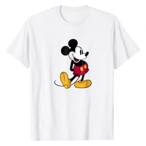Disney Graphic Tshirt 1 Mickey Mouse Classic Pose T-Shirt