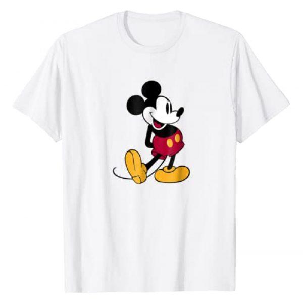 Disney Graphic Tshirt 1 Mickey Mouse Classic Pose T-Shirt