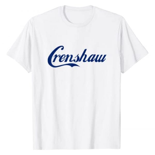 California T Shirt Gift Graphic Tshirt 1 Crenshaw SLAUSON Los Angeles California T Shirt Gifts T-Shirt