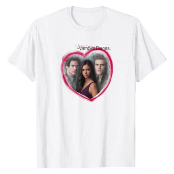 Warner Bros. Graphic Tshirt 1 Vampire Diaries Girl's Choice T Shirt