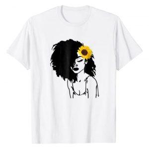 Robust Creative Melanin Graphic Tshirt 1 Afro Natural Black Hair Shirt Kind Pride
