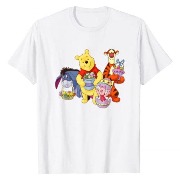 Disney Graphic Tshirt 1 Easter Winnie The Pooh T-Shirt